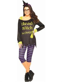 Head Witch In Charge Costume