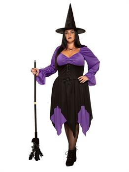 Witch - Plus Costume
