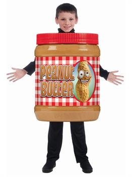 Peanut Butter - One Size Costume