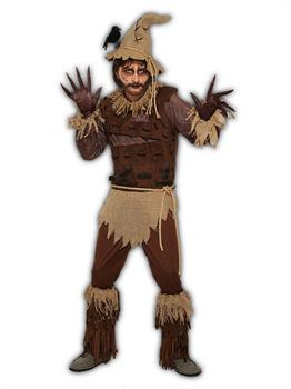Rustic Scarecrow - Male Costume