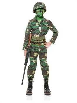 Gi Jumpsuit-Child Costume