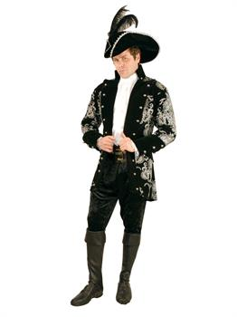 Long John Silver-Jacket Costume