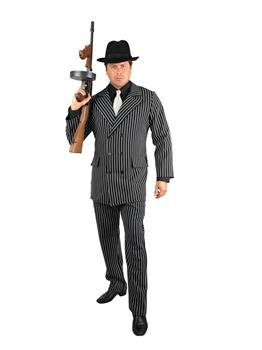Gangster-Plus Costume