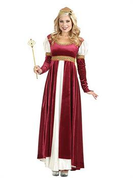 Lady Of Camelot Plus Size Costume