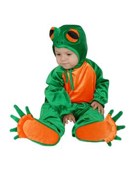 Little Frog-Newborn Costume