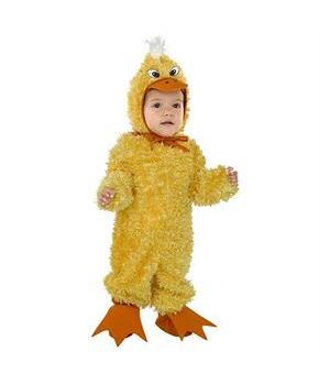 Duck-Toddler Costume