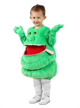 Girls Ghostbusters - Feed Me Slimer Costume