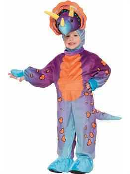 Child Spunky Triceretop Costume