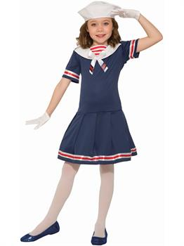 Sailor Girl Costume