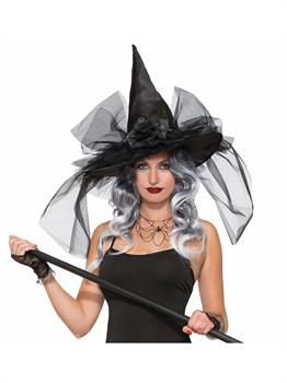 Witch & Wizard- Deluxe Witch Hat