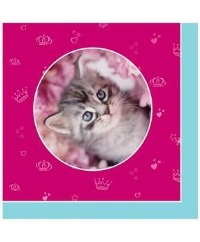 rachaelhale Glamour Cats Napkins