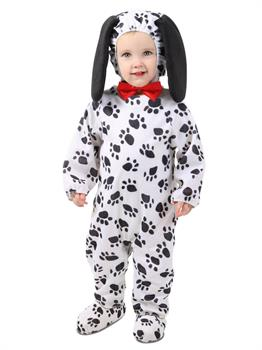 Dudley The Dalmation Costume