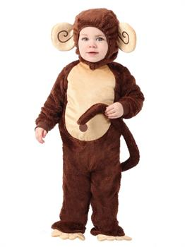 Littlest Monkey Costume