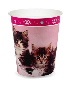 Girls rachaelhale Glamour Cats 9 oz. Cups
