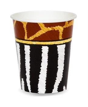 Safari Adventure Party 9 oz. Paper Cups