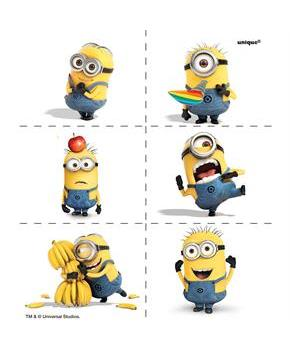 Girls Minions Despicable Me - Tattoos