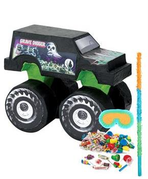 Monster Jam Pinata Kit