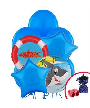 Sharks Balloon Bouquet