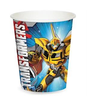 Transformers 9 oz. Cups