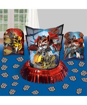 Transformers Centerpiece Decorating Kit