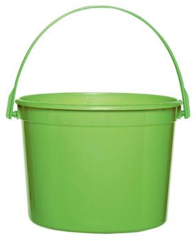 Kiwi Green Favor Bucket