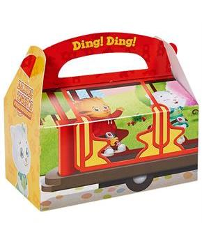 Boys Daniel Tiger's Neighborhood - Empty Favor Boxes