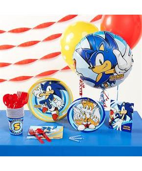 Boys Sonic the Hedgehog Basic Party Pack