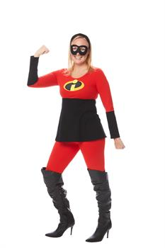 The Incredibles Mrs Incredible Womens Costume