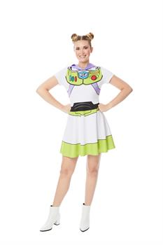 Toy Story Buzz Lightyear Womens Costume