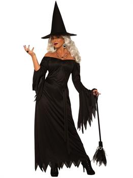 Women's Basic Witch Costume