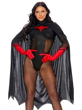 Dark Nights Sexy Superhero Costume