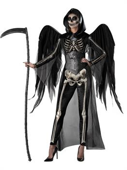 Womens Angel of Death Costume