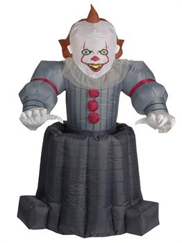 It Chapter 2 Pennywise 62 Inch Animated Inflatable