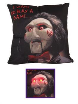 Jigsaw Light-Up Pillow