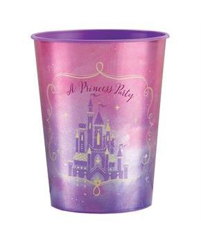 Once Upon A Time Metallic Favor Cup