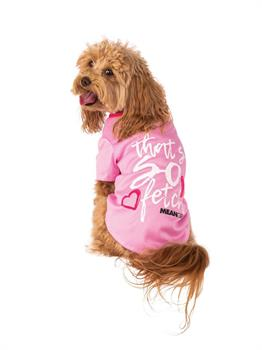 Mean Girls So Fetch Tee Pet Costume