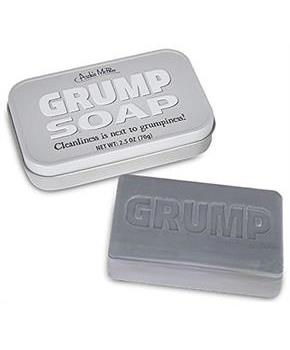 Grump 2.5oz Novelty Bath Soap