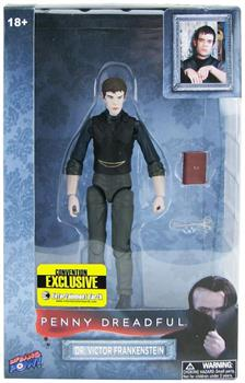 "Penny Dreadful Victor Frankenstein (Convention Exclusive) 6"" Action Figure"
