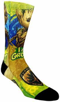 "Guardians of the Galaxy ""I Am Groot"" Tube Socks"