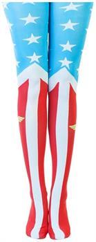 DC Comics Wonder Woman Women's Sheer Costume Tights