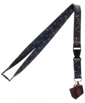 Fantastic Beasts and Where To Find Them Charm Lanyard