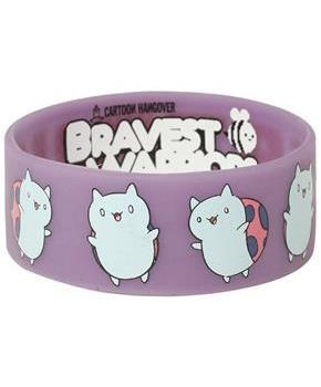 Bravest Warriors Catbug Wristband