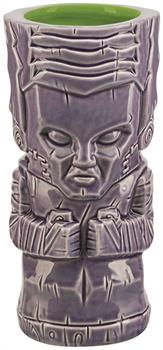 Monsters Frankenstein's Bride 20oz Geeki Tiki Mug, Blue