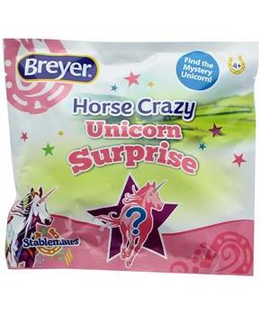 Breyer Stablemates 1/32 Mystery Unicorn Surprise - One Random Blind Bag