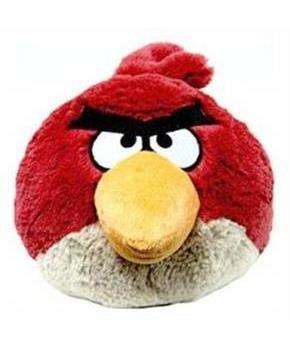"Angry Birds 16"" Deluxe Plush: Red Bird"