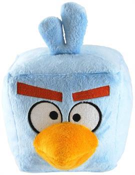 "Angry Birds 16"" Ice Space Bird Plush Officially Licensed"
