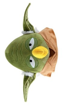 "Angry Birds Star Wars 16"" Deluxe Plush: Yoda"