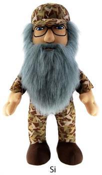 Duck Dynasty Plush With Sound Si