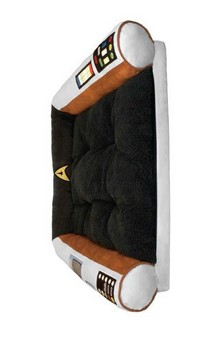 Star Trek Captains Chair Dog Bed Small/Medium