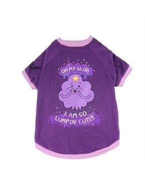 Adventure Time Lumpy Space Princess OMGlob Dog Costume T-Shirt